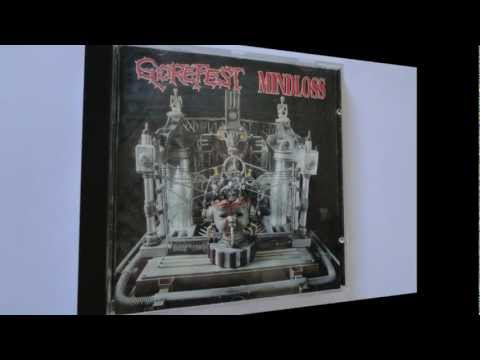 Gorefest - The Putrid Stench of Human Remains