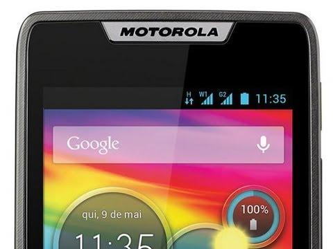 Utilizando a Internet 3g com um Motorola RAZR D1 XT918 linha ocupado para receber ligações