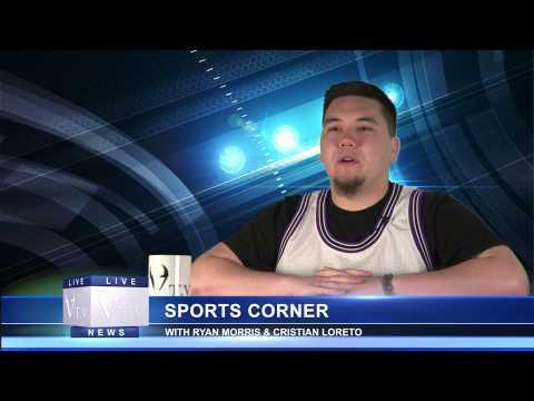 Johansen High School - Viking TV - News Broadcast #71 - 2/20/15