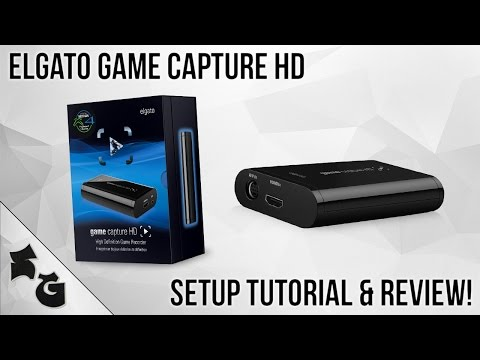 ELGATO GAME CAPTURE HD SETUP TUTORIAL (PS3) & REVIEW!