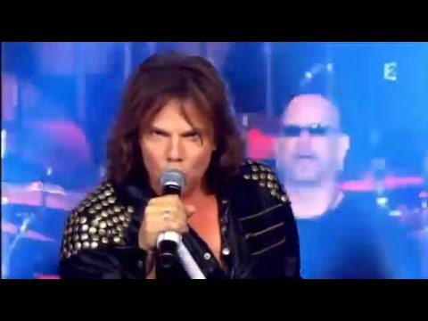 """EUROPE - The Final Countdown & Days Of Rock N' Roll  (LIVE France 2 """"Années Bonheur"""")"""