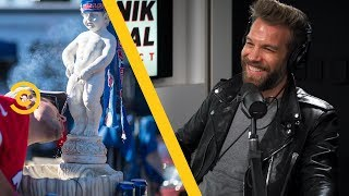 "The Buffalo Bills' ""Tailgate Village"" Is Probably Doomed - The Jeselnik & Rosenthal Vanity Project"