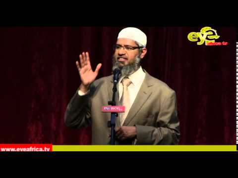 Dr  Zakir Naik 2nd Public Lecture In Gambia Paradise Suites Hotel 12th October, 2014 video