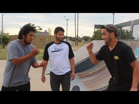 SK8 WARS Jacob Gonzalez VS David Corbett