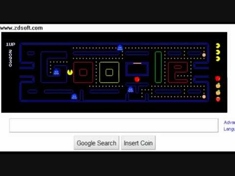 Check Points On License >> Google pacman Tips and Tricks (cheats) - YouTube