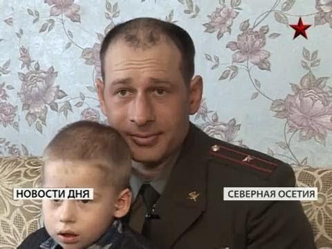 История боевого пути Александра Спичака
