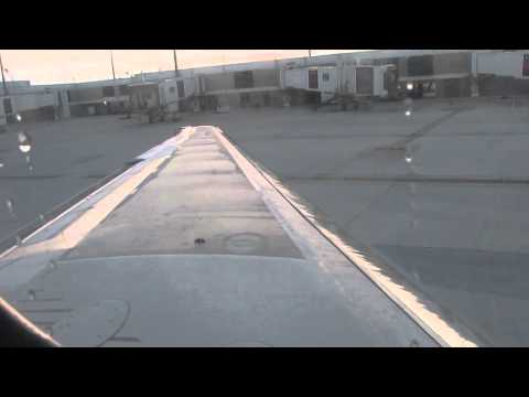 Delta Airlines MD-88 Pushback,Taxi,Takeoff From Memphis Intl' Airport