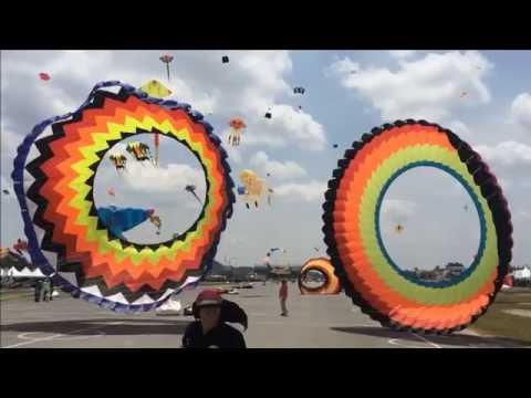 Bintulu International Kite Festival 2014 ( By Team Impian )