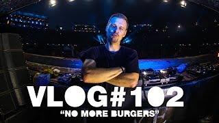 Armin VLOG #102 - No More Burgers