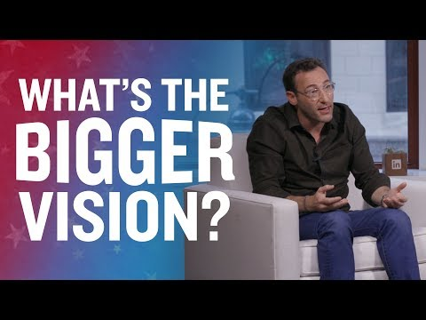 What's Missing From All Our Politicians   Simon Sinek at LinkedIn Speaker Series 2019