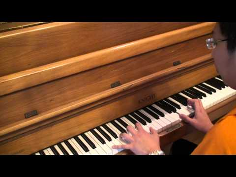 Flo Rida - Whistle Piano By Ray Mak video