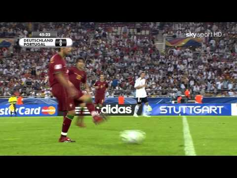 Cristiano Ronaldo Vs Germany (World Cup 2006) HD 720p