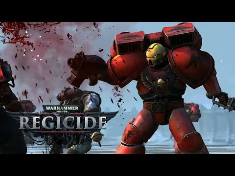 Early Access Kills Gameplay Trailer - Warhammer 40,000: Regicide