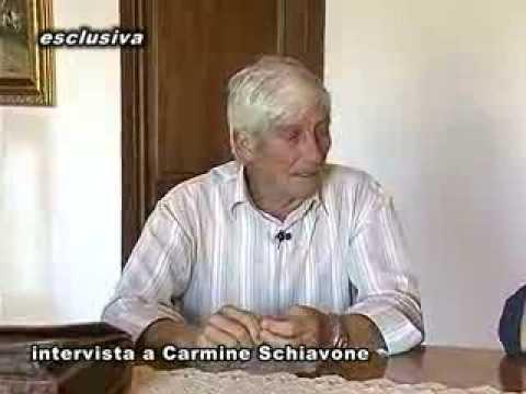 """Carmine Schiavone: """"Scavate fino a 18 metri di profondità"""" –  Terza Intervista Lunaset 21/09/13"""