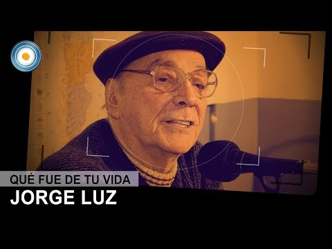 ¿Qué fue de tu vida? 22-01-11 Jorge Luz (2 de 4)
