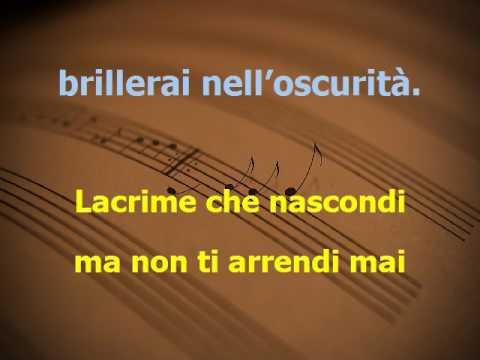 Tu sei una favola Francesca Michielin karaoke