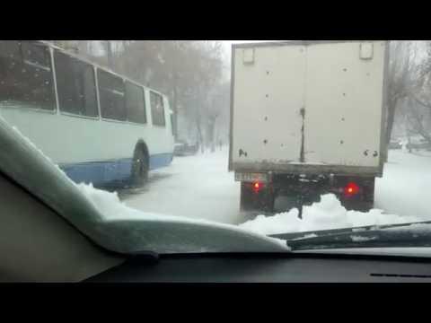 В Кирове троллейбусники объявили забастовку