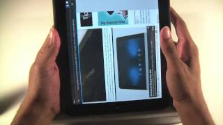HP TouchPad 16GB Wifi Hands On & First Impressions