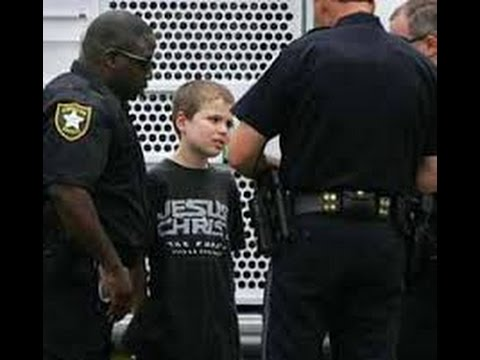 5 Dumb Reasons Children Have Been Arrested In School