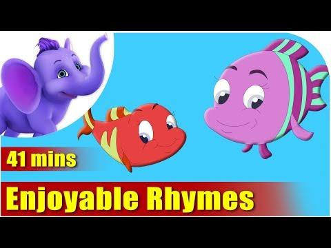 Nursery Rhymes Vol 12 - Collection of Top Songs with Karaoke...