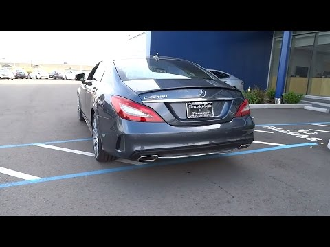 2016 Mercedes-Benz CLS Pleasanton, Walnut Creek, Fremont, San Jose, Livermore, CA 16-1436