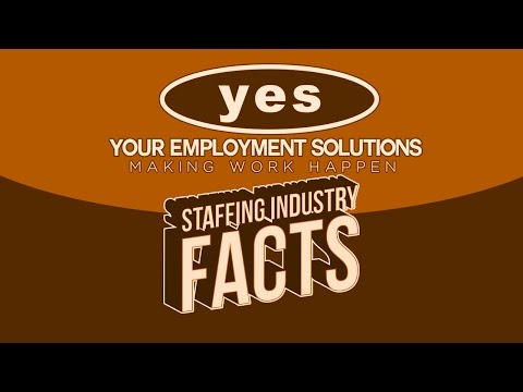 Staffing Industry Facts | Job Flexibility