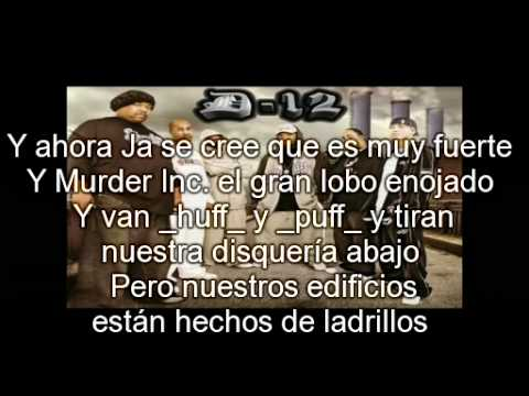 Eminem - Bully (benzino Y Ja Rule Diss) Subtitulada Traducida video