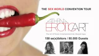 Athena Erotic Art Festival 2014 Official - Tv Spot