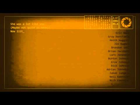 Portal 2: Want You Gone MP3 DOWNLOAD HQ 320kb