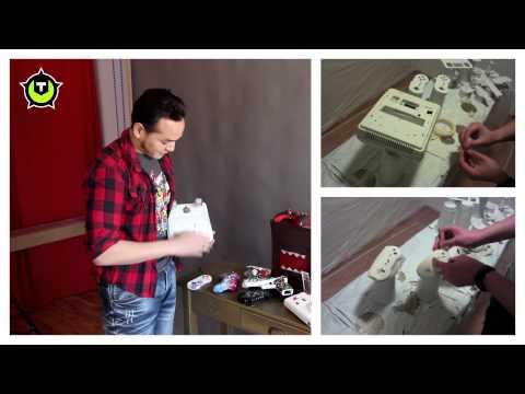Gathering Of The Tweakers - Console-kunstenaar Ricepuppet video