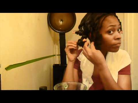 Re-Curl My Kanekalon Crochet Braids