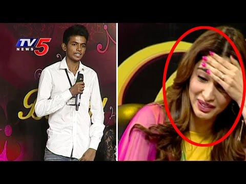 This Guy Shocks Tamannaah in Interview   Watch Tamannaah Reaction w/Subtitles   TV5 News thumbnail