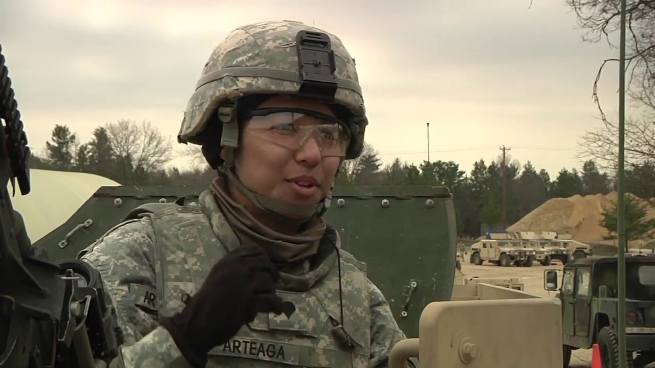 In an effort to train and equip soldiers, vehicle gun crews from across the U.S. Army Reserve have been training at Fort McCoy, Wisconsin for Operation Cold Steel. U.S. Army Reserve Command's Calvin Reimold has more on how things have been heating up at Fort McCoy.