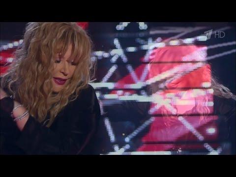 Алла Пугачева-Тянет сердце руки(Новогодняя ночь на Первом-2016)HD