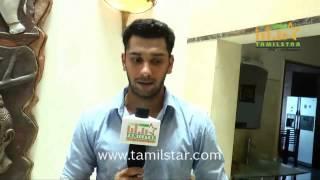 Arulnithi At Naalu Policeum Nalla Irundha Oorum Movie Team Interview