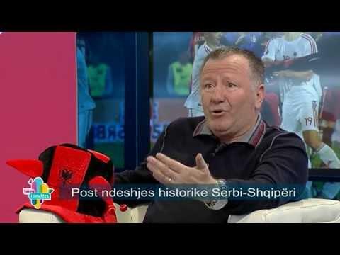Takimi i pasdites - Ndeshja historike Serbi - Shqiperi! (15 tetor 2014)