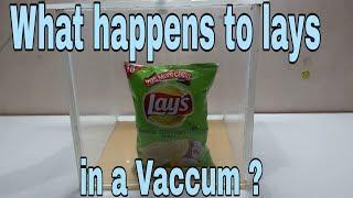 Vacuum chamber experiment
