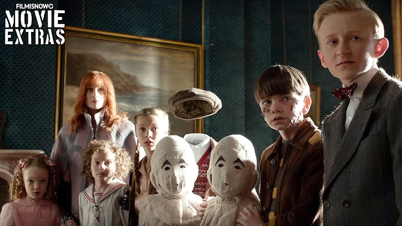 Miss Peregrine's Home For Peculiar Children 'Meet the Children' Featurette (2016)