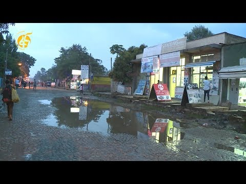 Side Effects of  Cobblestone Roads in Hawassa - የሀዋሳ ህመም