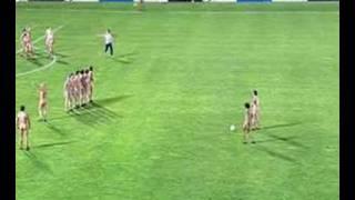 Calcio Nudista
