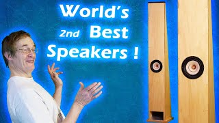 World's Second Best Speakers!