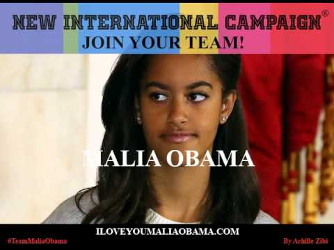 Team Malia Obama