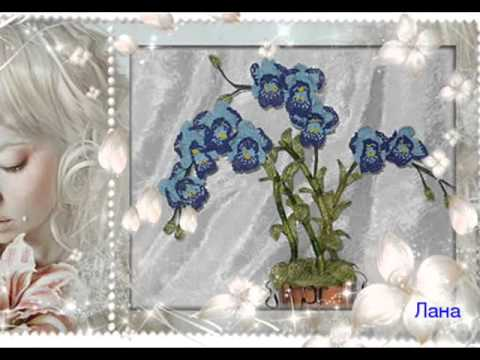Коллекция: Бисероплетение Орхидея бисероплетение цветы орхидеи мастер класс.