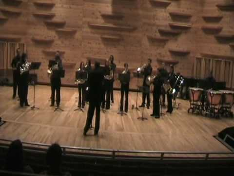 Rutgers Horn Ensemble - Titanic Fantasy for 12 Horns
