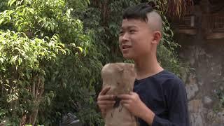 Phim Hài Dân Gian Mới Nhất - Thầy đồ dậy học - Tập 09 - Trả Miếng | Bùi Bài Bình, Thanh Tú