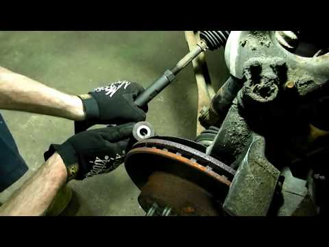 Dodge Truck Tie Rod End Replacement