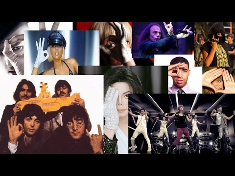 Satanic Music Industry Part 1 (illuminati)