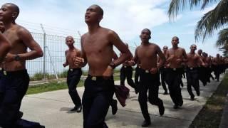 Lari siang taruna
