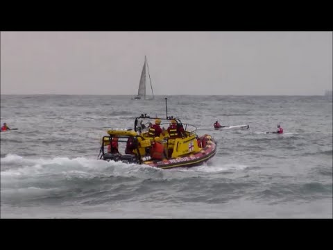 Water Sport City Durban - Sea Rescue