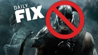 Skyrim Dev Moving On, NHL 14 Release Date & Apple Loses Big in Lawsuit - IGN Daily Fix 04.15.13